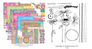 doodleicious and doodles