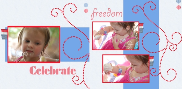 celebrate Freedom-Pages 6 and 7