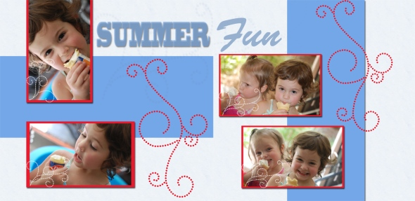 Summer Fun-Page 2 and 3